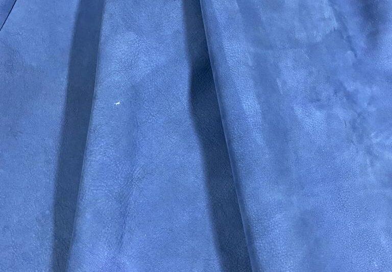 NOBUCK DEEP BLUE
